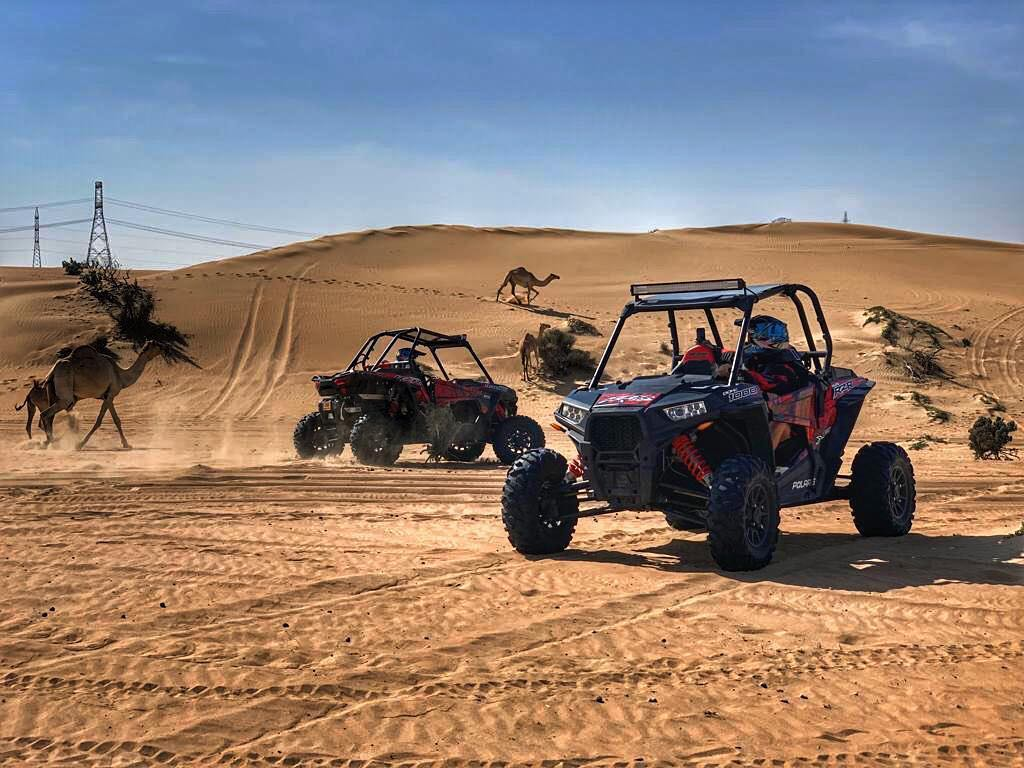 Rent a Buggy in Dubai