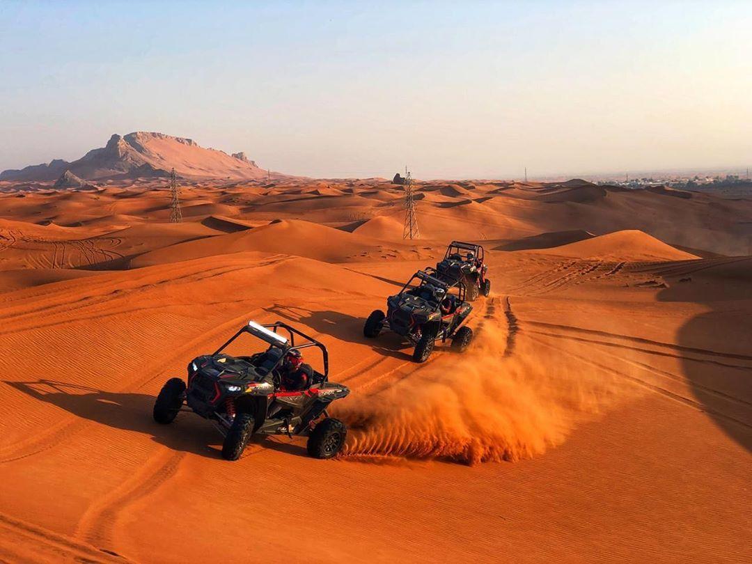 dune buggy rental dubai